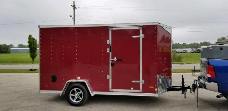 2019 RC Trailers RWT7x12SA Enclosed Cargo Trailer