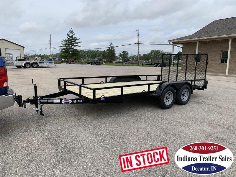 2019 Nation Tank and Trailer 83x16 Haul All Utility Trailer in Ashburn, VA