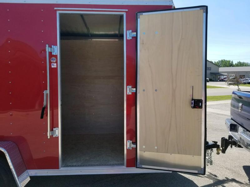 2018 RC Trailers RWT6x12SA Enclosed Cargo Trailer