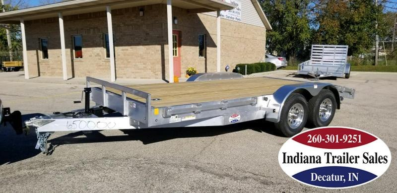 2019 RC Trailers ARCH8.5x16TA3 Car / Racing Trailer