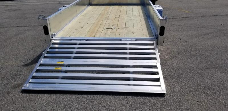 2020 Quality Steel and Aluminum 6.5x12 - 8012ALDX3.5KSA Utility Trailer