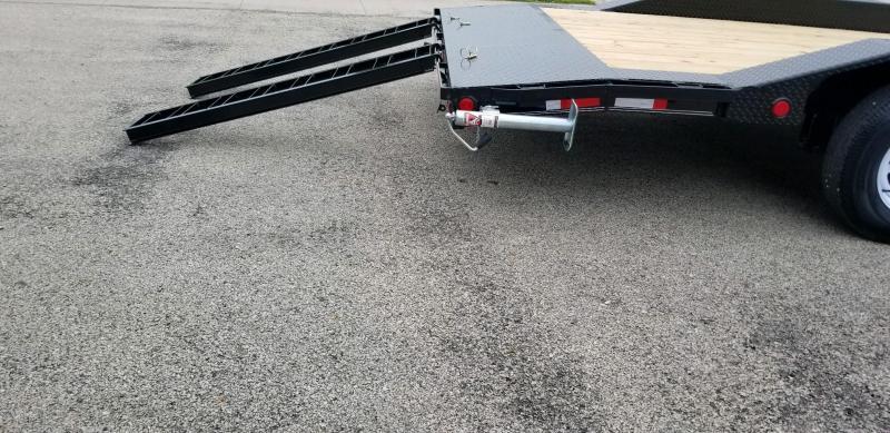 2019 PJ Trailers B5202 Car / Racing Trailer