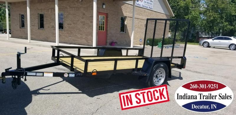 2019 Nation Tank and Trailer Haul All Utility Trailer