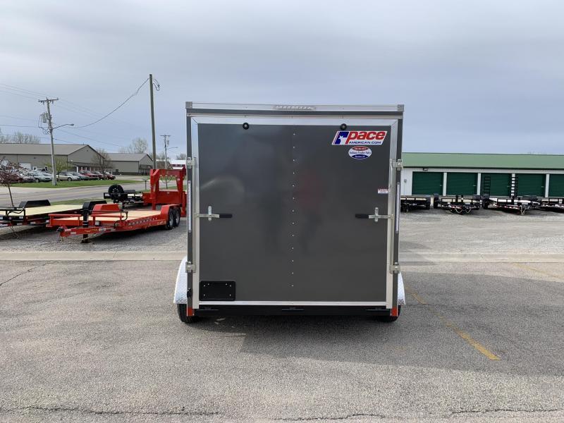 2020 Pace American JV7X12TE2SE Enclosed Cargo Trailer