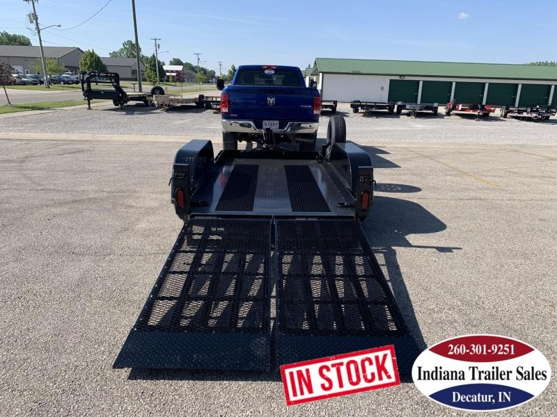 2020 Nation Tank and Trailer 5 x 10 Scissor Lift Equipment Trailer