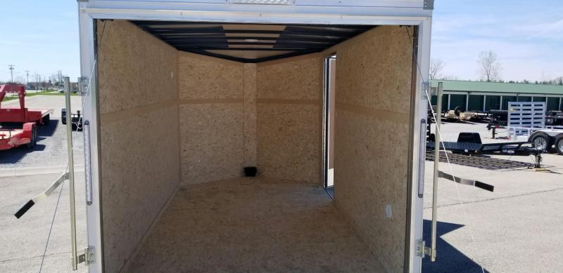 2020 Pace American JV7X12SE2 Enclosed Cargo Trailer