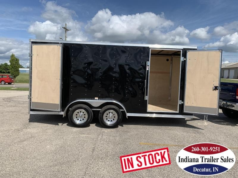 2020 RC Trailers RDLX7x16TA2 Enclosed Cargo Trailer