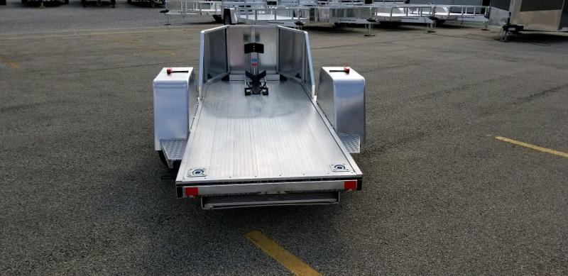 2019 RC Trailers ART4.5X10OB1 Motorcycle Trailer