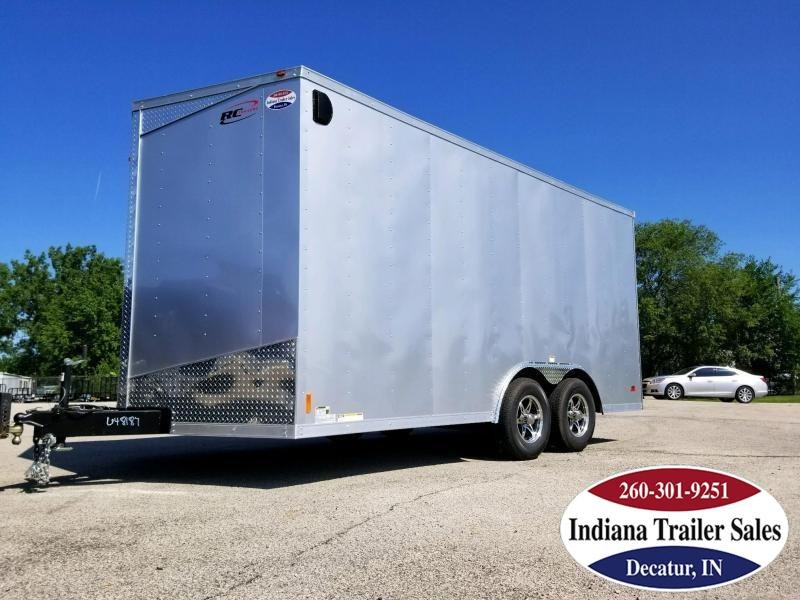 2019 RC Trailers RWT8.5x16TA3 Enclosed Cargo Trailer