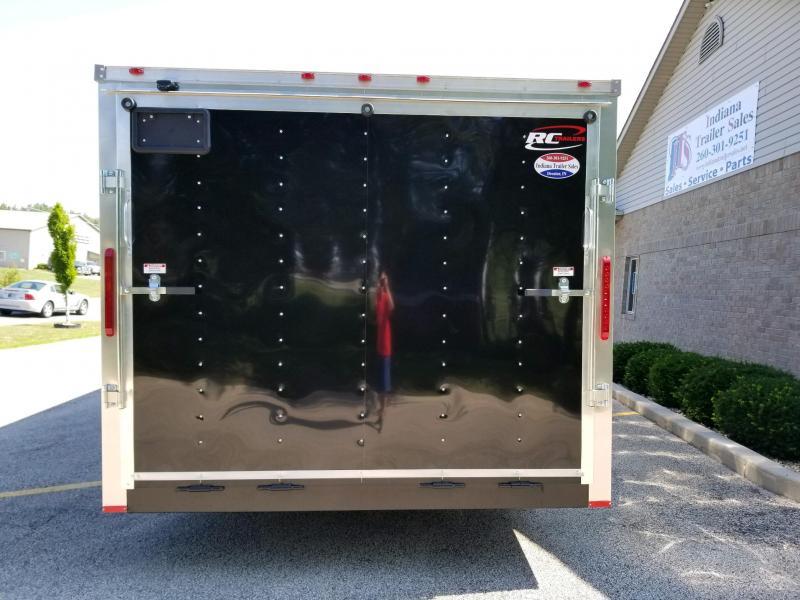 2019 RC Trailers RWT8.5x24TA3 Enclosed Cargo Trailer