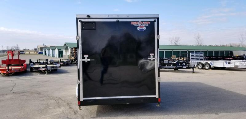 2020 Discovery Trailers DRSE718TA2 Enclosed Cargo Trailer