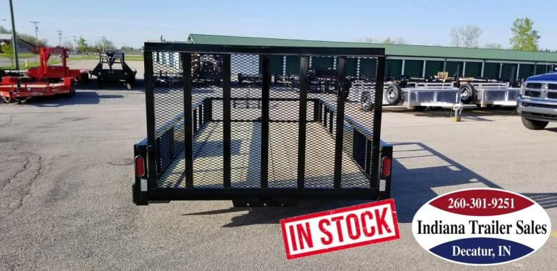 2020 Quality Steel and Aluminum 82x14 - 8214AN3.5KSA Utility Trailer