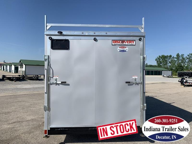 2020 Discovery Trailers DRSE7x14TA2 Enclosed Cargo Trailer