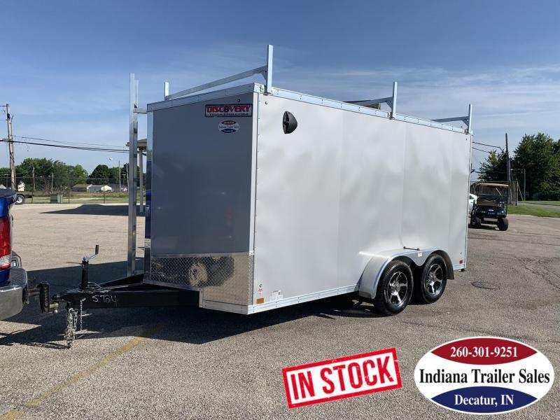 2020 Discovery Trailers DRSE7x14TA2 Enclosed Cargo Trailer in Ashburn, VA