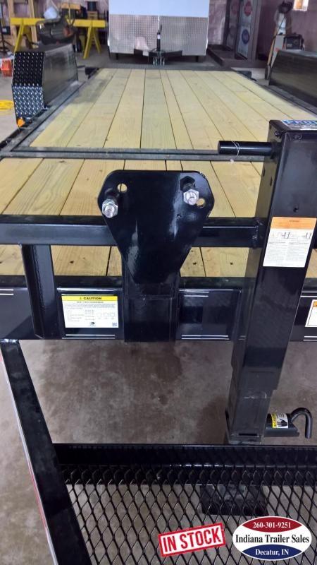 2020 PJ Trailers T6202 82x20 Equipment Trailer Tilt