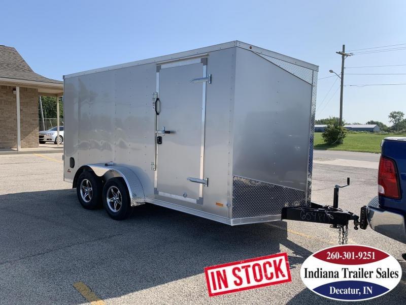 2020 RC Trailers RDLX7x14TA2 Enclosed Cargo Trailer