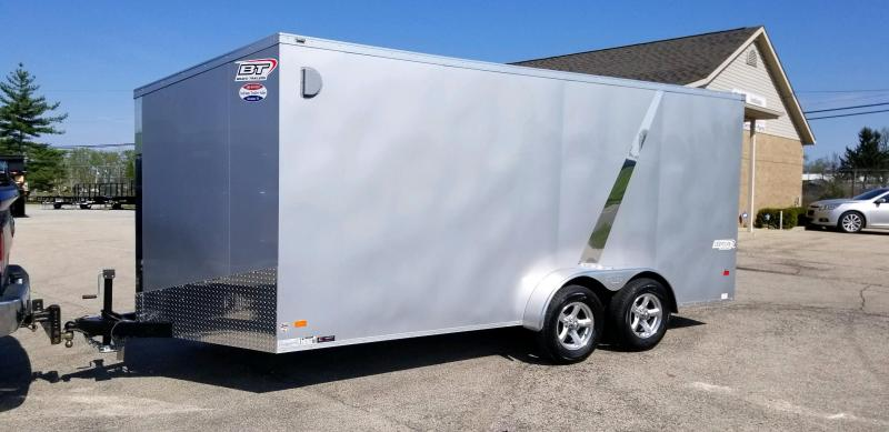 2020 Bravo Trailers SC7x16TA2 Enclosed Cargo Trailer