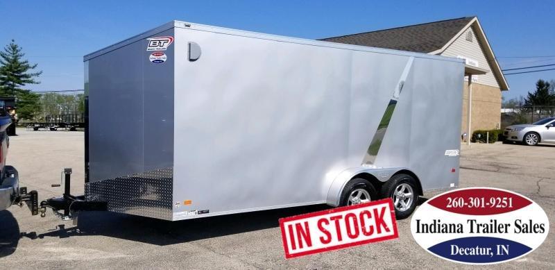 2020 Bravo Trailers SC7x16TA2 Enclosed Cargo Trailer