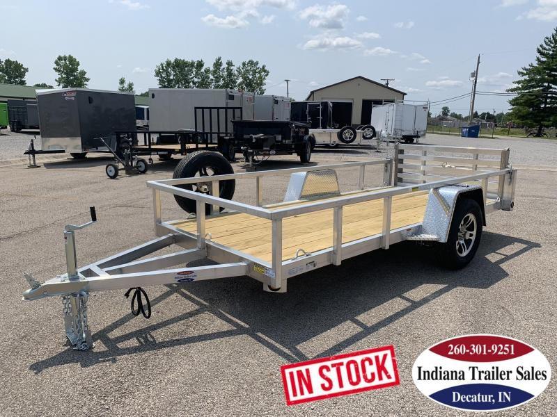2020 Quality Steel and Aluminum 6212ALDX3.5KSA Utility Trailer
