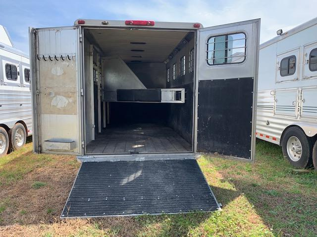2001 Dream Coach 4 Horse Slant Load Gooseneck