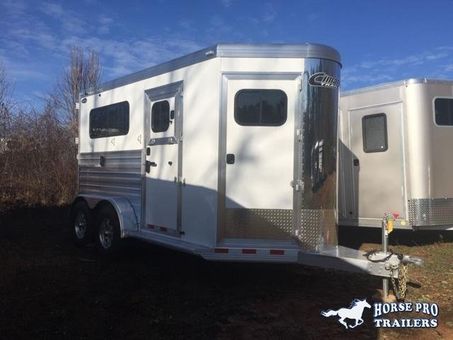 2019 Cimarron Norstar 2 Horse Straight Load Bumper Pull w/LOWER STUD PANEL in Ashburn, VA