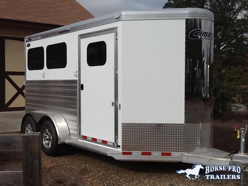 2020 Cimarron Norstar R.T.G. 2 Horse Slant Load Bumper Pull in Ashburn, VA