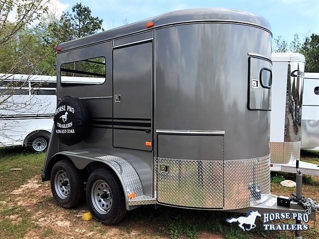 2019 Bee Wrangler 2 Horse Straight Load Bumper Pull in Mineral Bluff, GA
