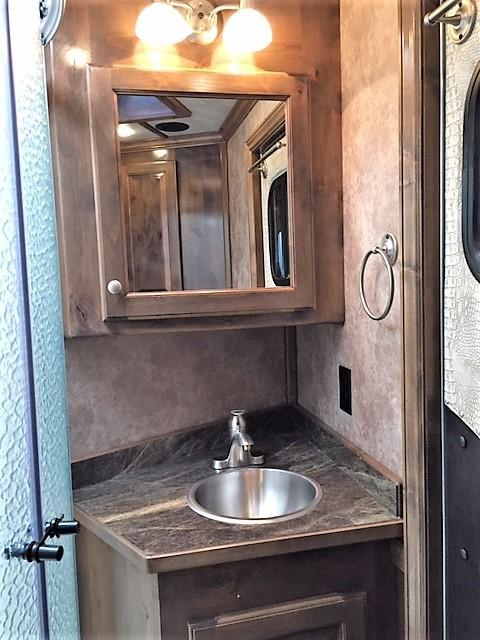 2019 Cimarron Norstar 4 Horse 12'6 Outback Living Quarters w/Slide Out & RAMP!