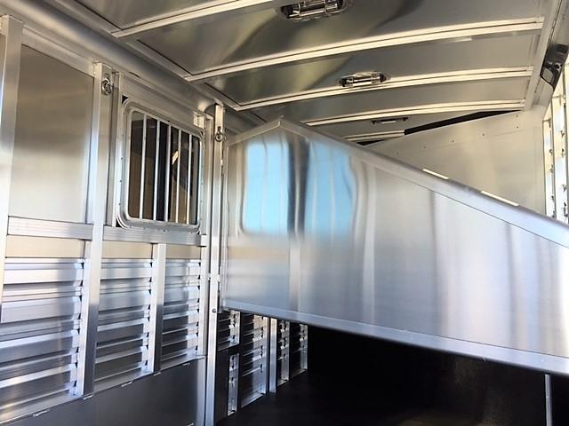 2019 Exiss CXF 3 Horse Slant Load Bumper Pull - POLYLAST FLOOR!