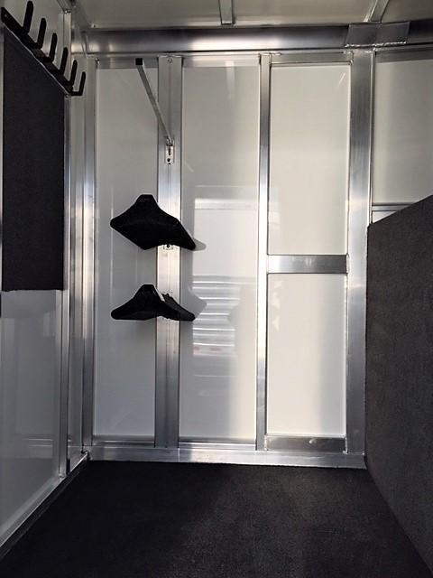 2019 Cimarron Norstar 2 Horse Straight Load Gooseneck w/5' DRESSING ROOM!