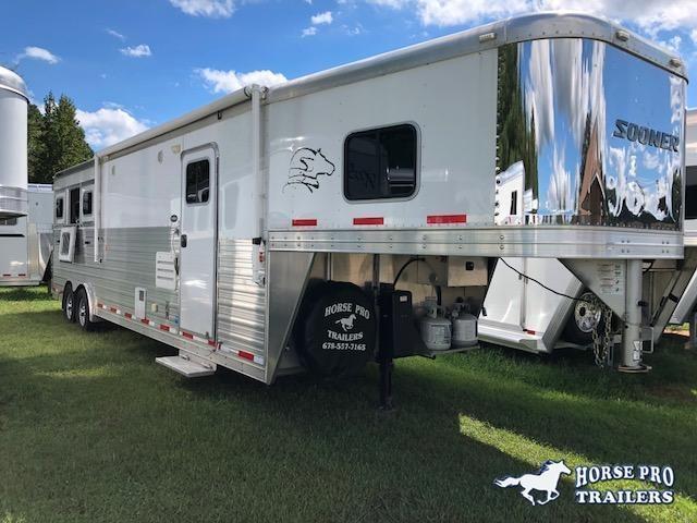 2015 Sooner 3 Horse 13' Sierra Living Quarters in Ashburn, VA