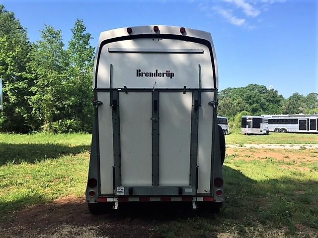 2004 Brenderup Baron TC 2 Horse Straight Load Bumper Pull - NEW TIRES & JUST SERVICED!