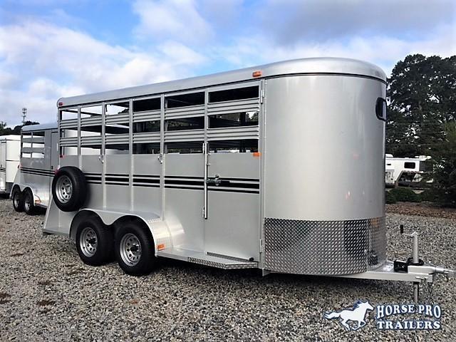 2019 Bee 16' Stock Bumper Pull w/Center Gate in Ashburn, VA