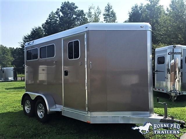 2020 4-Star 2 Horse Slant Load Bumper Pull w/Rear Tack & ROOF INSULATION! in Ashburn, VA