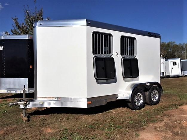 2019 4-Star Runabout 2 Horse Slant Load Bumper Pull - No Rear Tack