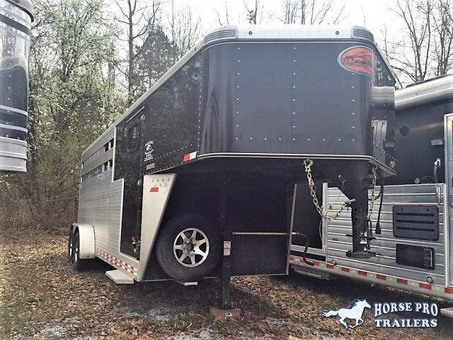2015 Sundowner Rancher 4 Horse Slant Load Gooseneck- ALL ALUMINUM!