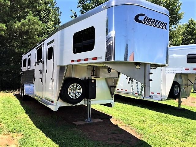2019 Cimarron Norstar 2+1 Gooseneck