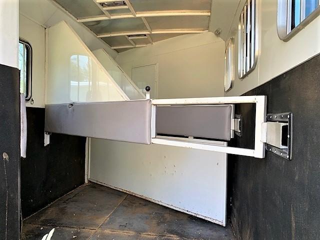 2011 Bison 3 Horse 8' Living Quarters