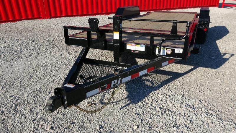 """2020 PJ 82""""x20' Gravity Tilt Bed (T6)"""