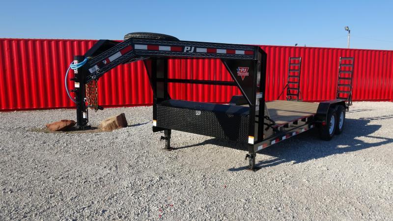 "2020 PJ 83""x20' GN 14k Equipment/Car Hauler (CC)"