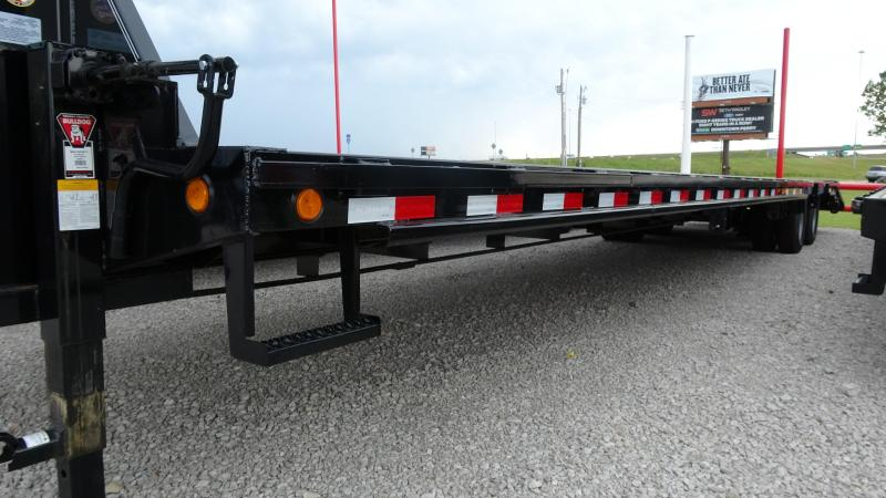 "2020 PJ Trailers PJ 102""x40' Low Profile Gooseneck Trailer"