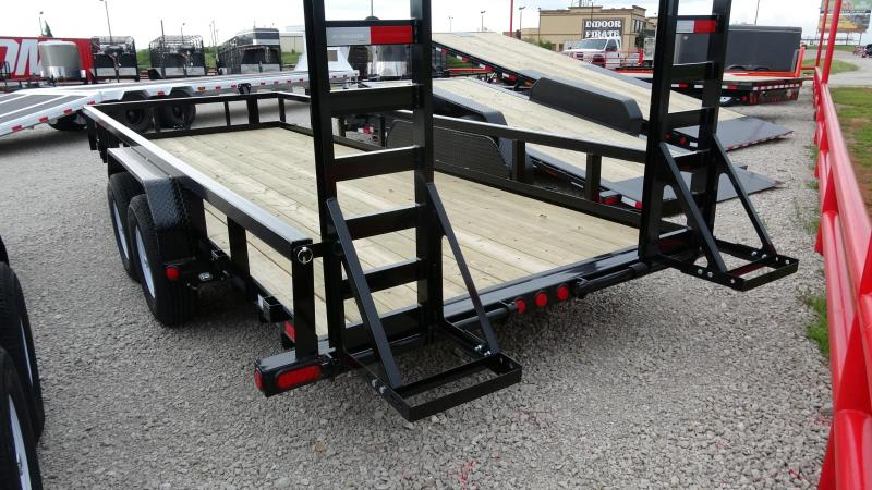 "2020 PJ 83""x20' Angle Pipetop  Trailer (P8) (CL)"