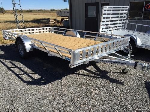 NEW 2016 Cargo Pro 83 in X 14 ft ATV and Utility
