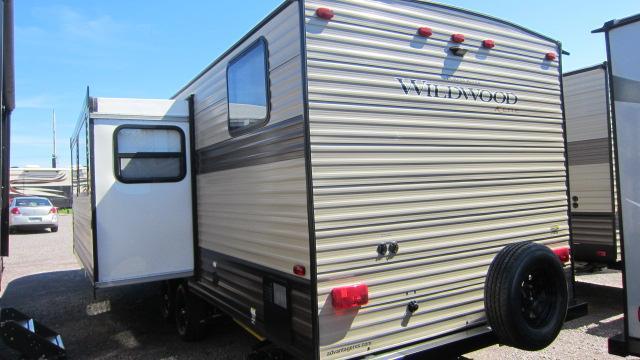 2019 Wildwood X-Lite 263BHXL Travel Trailer