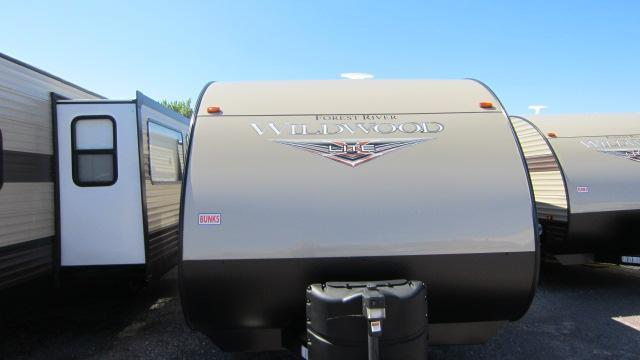 2019 Wildwood X-Lite 263BHXL Travel Trailer