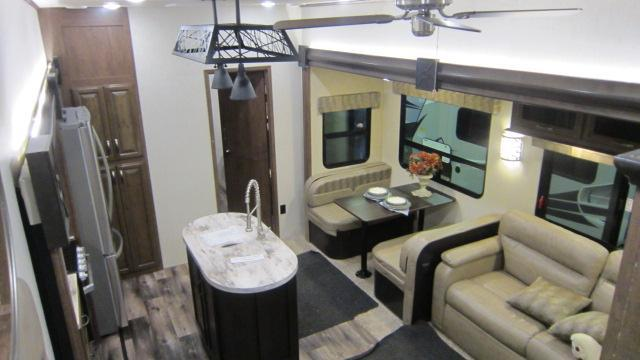 2018 Sandpiper 383RBLOK Fifth Wheel
