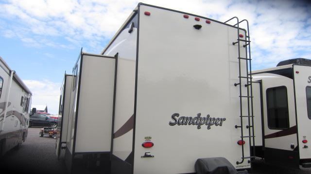 2018 Sandpiper 383RBLOK Fifth Wheel