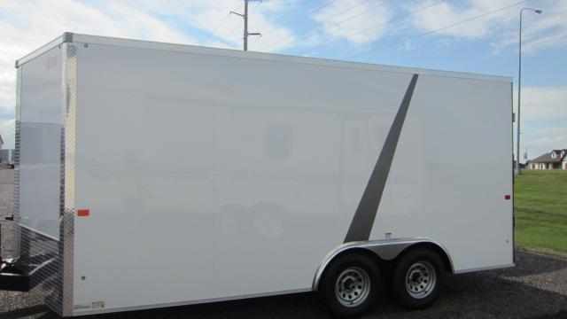 2020 AERO 8.5 X 16 V Enclosed Cargo Trailer