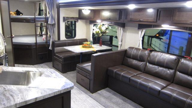 2019 East To West 27K2D Travel Trailer