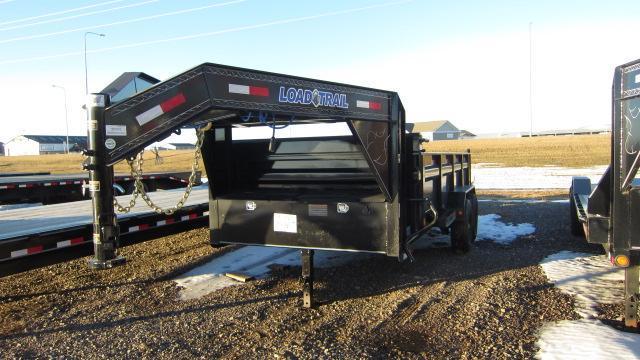 2019 Load Trail 83X16 Tandem Axle Gooseneck Dump Trailer